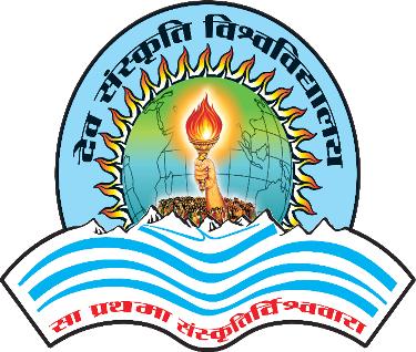 Dev Sanskriti Vishwavidyalaya logo