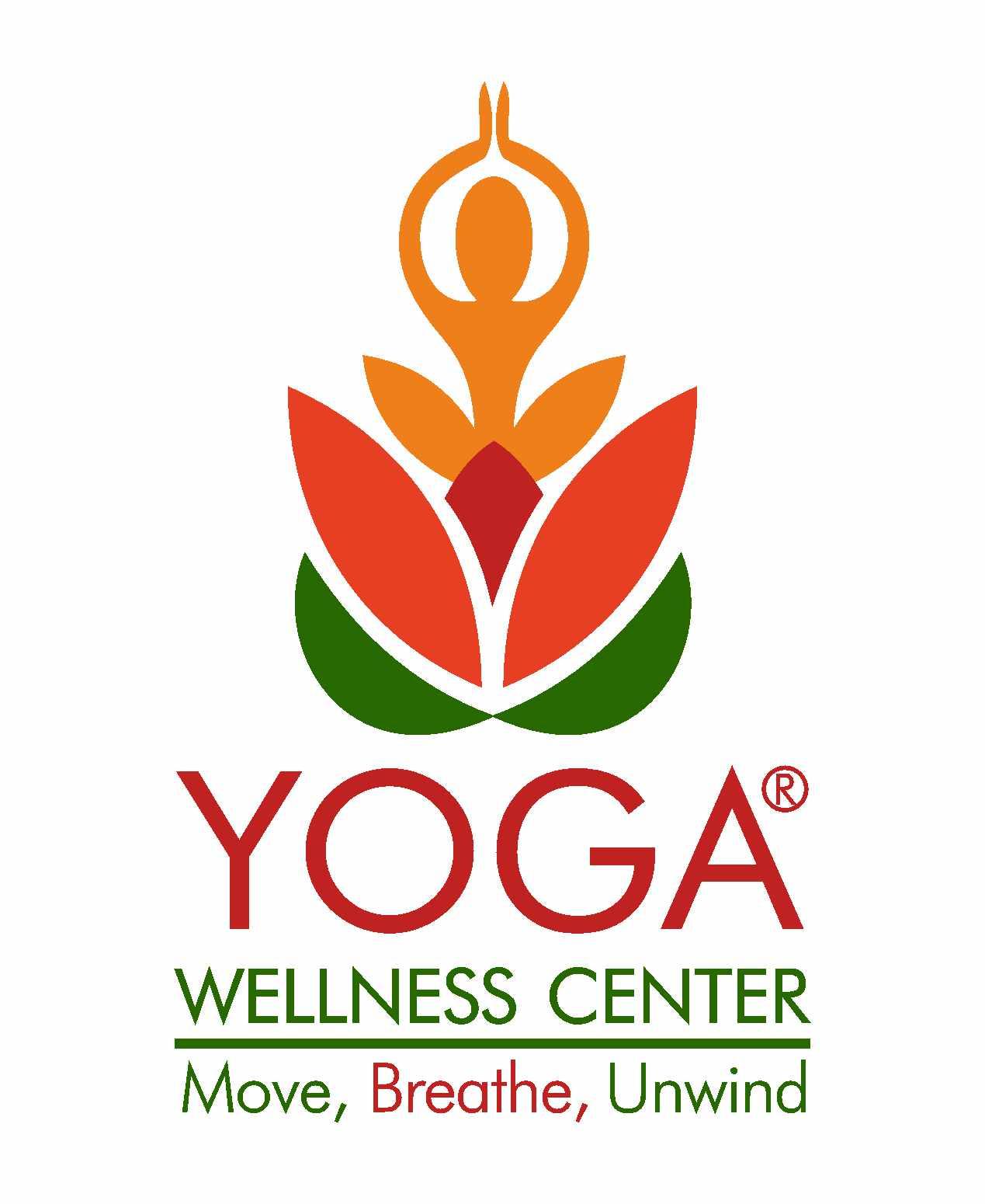 YOGA WELLNESS CENTER logo