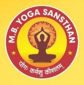 Maa Baliraji Yog Sansthan logo