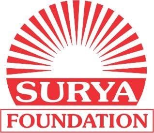 SURYA FOUNDATION logo